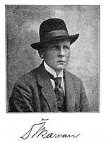 Albert Škarvan, zdroj wikipédia