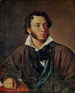 Alexandr Sergejevič Puškin, zdroj wikipédia