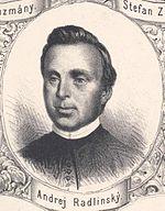 Andrej Ľudovít Radlinský, zdroj wikipédia