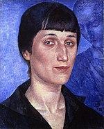 Anna Andrejevna Achmatovová, zdroj wikipédia