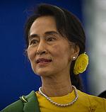 Aun Schan Su Ťij, zdroj wikipédia