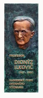 Dionýz Ilkovič, zdroj wikipédia