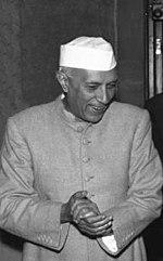 Džaváharlál Néhrú, zdroj wikipédia