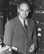 Enrico Fermi, zdroj wikipédia