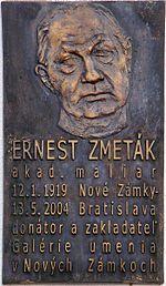 Ernest Zmeták, zdroj wikipédia