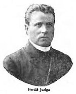 Ferdinand Juriga, zdroj wikipédia