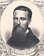 František Víťazoslav Sasinek, zdroj wikipédia
