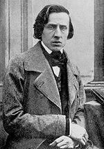 Fryderyk Chopin, zdroj wikipédia
