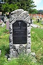 Izidor Žiak, zdroj wikipédia