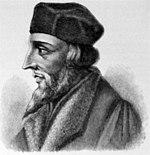 Ján Hus, zdroj wikipédia