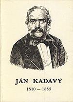 Ján Kadavý, zdroj wikipédia