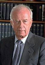 Jicchak Rabin, zdroj wikipédia