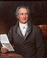 Johann Wolfgang von Goethe, zdroj wikipédia