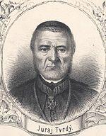 Juraj Tvrdý, zdroj wikipédia