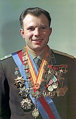 Jurij Alexejevič Gagarin, zdroj wikipédia