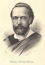 Karel Hynek Mácha, zdroj wikipédia