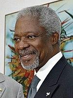 Kofi Annan, zdroj wikipédia