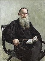 Lev Nikolajevič Tolstoj, zdroj wikipédia