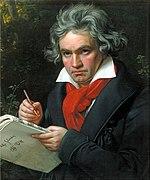 Ludwig van Beethoven, zdroj wikipédia