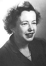 Maria Goeppertová-Mayerová, zdroj wikipédia