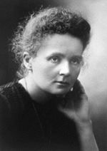 Marie Curiová, zdroj wikipédia