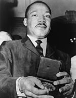 Martin Luther King, Jr., zdroj wikipédia
