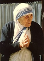 Matka Tereza, zdroj wikipédia