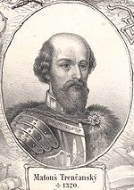 Matúš Čák Trenčiansky, zdroj wikipédia