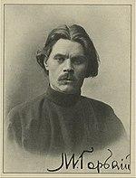 Maxim Gorkij, zdroj wikipédia