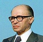 Menachem Begin, zdroj wikipédia