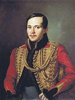 Michail Jurievič Lermontov, zdroj wikipédia