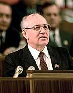 Michail Sergejevič Gorbačov, zdroj wikipédia