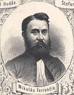 Mikuláš Štefan Ferienčík, zdroj wikipédia