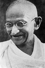 Móhandás Karamčand Gándhí, zdroj wikipédia