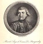 Móric Beňovský, zdroj wikipédia