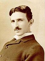 Nikola Tesla, zdroj wikipédia