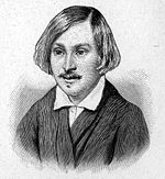 Nikolaj Vasilievič Gogoľ, zdroj wikipédia