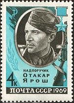 Otakar Jaroš, zdroj wikipédia