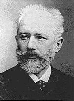 Piotr Iľjič Čajkovskij, zdroj wikipédia