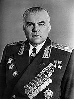 Rodion Jakovlevič Malinovskij, zdroj wikipédia