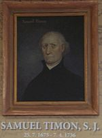 Samuel Timon, zdroj wikipédia