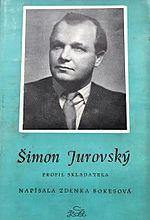 Šimon Jurovský, zdroj wikipédia