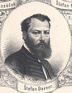 Štefan Marko Daxner, zdroj wikipédia
