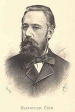 Svatopluk Čech, zdroj wikipédia
