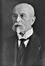 Tomáš Garrigue Masaryk, zdroj wikipédia