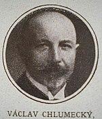 Václav Chlumecký, zdroj wikipédia