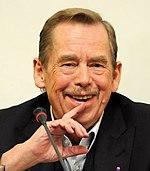 Václav Havel, zdroj wikipédia