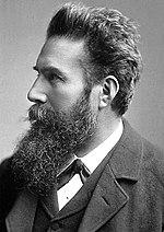 Wilhelm Conrad Röntgen, zdroj wikipédia
