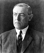 Woodrow Wilson, zdroj wikipédia